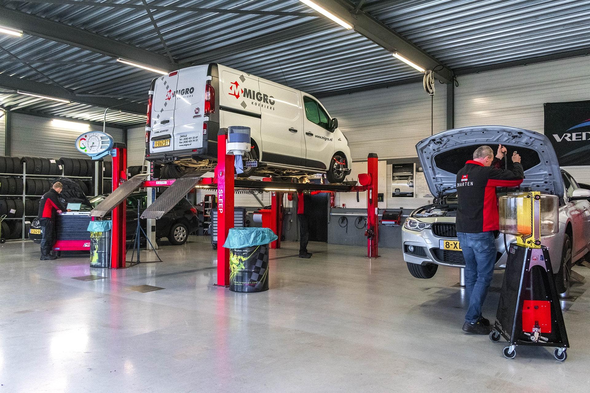 APK Zwolle garage
